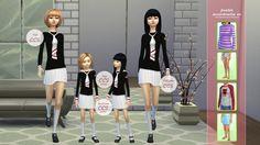 Anime Collection (Sakura Card Captors) Los Sims 4