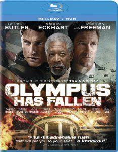 Olympus Has Fallen (Two Disc Combo: Blu-ray / DVD + UltraViolet Digital Copy) (2013)