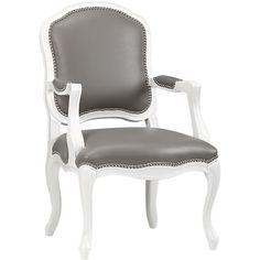 stick around arm chair in novogratz | CB2