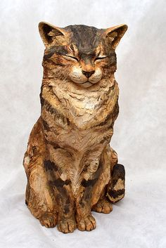 "Karen Fawcett ""Domestic Cat"""