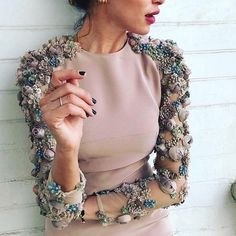 Slay...Beautiful details. change the embellishments to fit the wedding theme. Remember the budget when recreating. Adjust to fit your style.