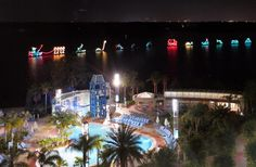 Experience The Electrical Water Pageant