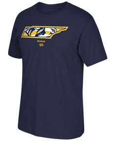 Reebok Men s Nashville Predators State of Mind T-Shirt Hockey Outfits 9c0a5b428