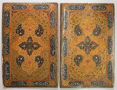 Bookbinding (Jild-i kitab) | The Met