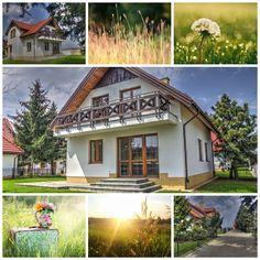 Piękne domy, Osiedle Osada Świerkówka k/Warszawy Home Fashion, Shed, Outdoor Structures, Cabin, House Styles, Home Decor, Decoration Home, Room Decor, Cabins