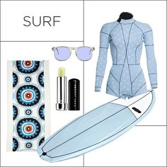 THE GREAT OUTDOORS: SHOP CHIC FITNESS GEAR - Surf