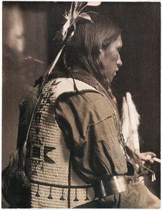 Bad Bear, Sioux Indian,ca 1898_ photographer Gertrude Käsebier