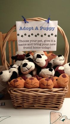 Cutest Puppy Party Ideas