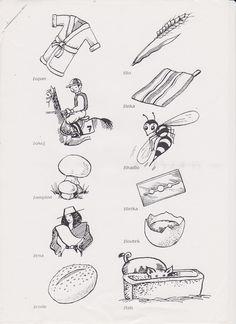 Ž - na začátku slova Education, Logos, Logo, Onderwijs, Learning