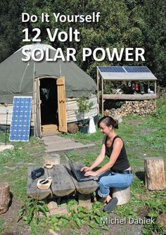 If you want to introduce alternative power supplies around the home and garden or even live totally off-grid in your boat, caravan, or yurt and need a practical introduction to solar power and 12-volt