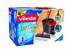 Vileda 141791 Easywring Ultramat Wischsystem Set für 34,95 Euro