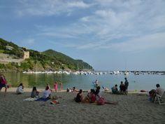 Sestri Levante Liguria Italia (Luglio)