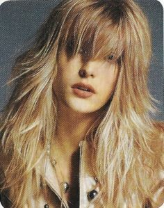 I had hair lik e this in the 80's