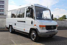 Mercedes Benz Bus, Mercedes Sprinter, Cool Rvs, M Benz, Bus Life, Classic Mercedes, Campervan, Recreational Vehicles, Vans