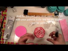 Making Doilies and Lace Out Of Caulk! Use Cake Molds to Create Beautiful Embellishments! - YouTube