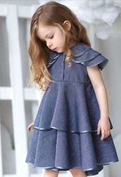 Baby clothes should be selected according to what? How to wash baby clothes? What should be considered when choosing baby clothes in shopping? Baby clothes should be selected according to … Little Dresses, Little Girl Dresses, Girls Dresses, Baby Dresses, Baby Girl Fashion, Fashion Kids, Fashion 2018, Kids Fashion Summer, Dress Fashion
