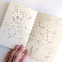 244 отметок «Нравится», 16 комментариев — Anna Gavryliuk (@albmadream) в Instagram: «✍️some new bully faces for some new ideas --------------------------------------------…»
