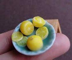 miniatures food - Buscar con Google