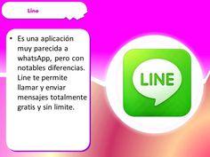 información sobre line