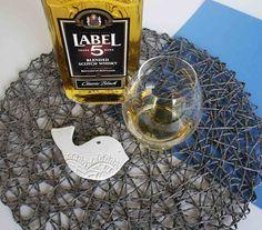 Label 5 blended Scottish Whisky #tastingnotes #whiskyoftheweek #label5 #whisky