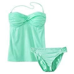 Mossimo Womens Mix and Match Isle Green Collection- my summer suit! (hopefully)