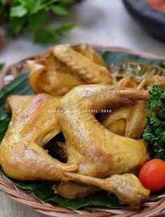 Resep Ayam Goreng Basah Bacon, Breakfast, Food, Meal, Eten, Meals, Pork Belly, Morning Breakfast
