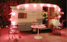 cupcake yrailer | Decoration and Co.: Vintage Cupcake Trailer