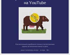 12 научно-популярных и образовательных каналов на YouTube — Wonderzine — Wonderzine — поток «Жизнь»