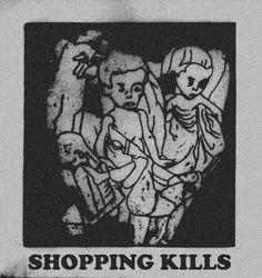 Anti Consumerism, Consumer Behaviour, Simple Living, Community, Peace, Google, Poster, Sobriety, Billboard