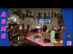 Pilz Haus 🍄 Mushroom House ASMR Ambience~Regen, Schnurren~Rain, Purr, Bubbles*Einschlafhilfe Magic - YouTube Asmr, Youtube, Sleep Problems, Falling Asleep, Mushrooms, Rain, Autonomous Sensory Meridian Response, Youtubers, Youtube Movies