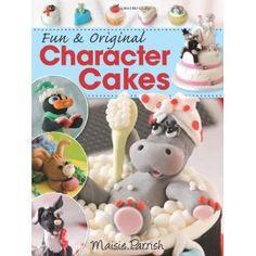 Fun and Original Character Cakes: Amazon.es: Maisie Parrish: Libros en idiomas extranjeros