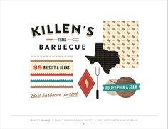 Skillshare Beyond the Logo Challenge Winner: Jody Worthington Killen's Texas Barbecue