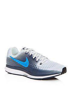 NIKE MEN'S AIR ZOOM PEGASUS 34 LACE UP SNEAKERS. #nike #shoes #