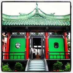Marble House - The Chinese Tea House. Newport, Rhode Island