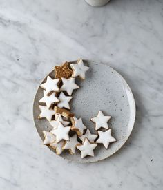 Christmas | Xmas | Jul | Noël. Stars. Cookies.