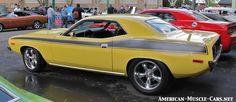 1973 Plymouth Barracuda. Part of American-Muscle-Cars.net, the online index organized by Make, Model & Year w/Eye-Popping Pictures, History & Specs.
