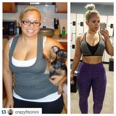 Read her transformation success story! Before and after fitness motivation and b. Read her transformation success story! Before and after fitness motivation and beginner tips from women who hit their weight loss goals and got THAT B. Before And After Weightloss, Weight Loss Before, Weight Loss Plans, Weight Loss Program, Best Weight Loss, Weight Loss Tips, Transformation Du Corps, Transformation Fitness, Transformation Quotes