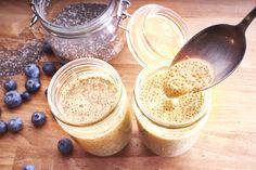 Chia semínka: recepty na báječné snídaně