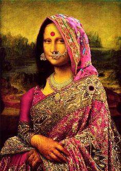 Europalia: India | De avonturen van de Argusvlinder: Mona Lisa Rani