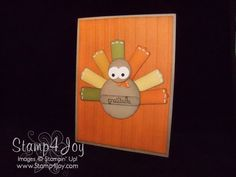 thanksgiving cards ideas stampin up | Thanksgiving Cards