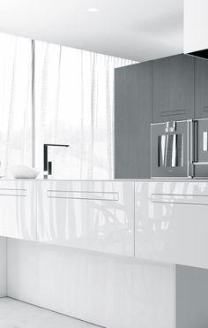 Marconato & Zappa for Comprex | SINTESI.30 kitchen