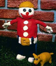 Oh no! Mr. Bill & Spot. Remember how excited we would get when The Mr. Bill Show appeared on a SNL episode!!!