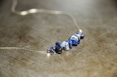A personal favorite from my Etsy shop https://www.etsy.com/listing/497059027/sodalite-necklace-exercise-motivation