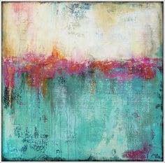 """Fantastic """"abstract art paintings tutorial"""" detail is available on our web pages. Read more and you will not be sorry you did. Canvas Pictures, Art Pictures, Original Paintings, Original Art, Art Paintings, Art Sur Toile, Beginner Painting, Painting Inspiration, New Art"""