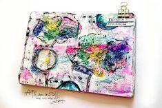 Me and myself...: mini art journaling | You Tube Hop