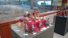 Fotos de la exposición de parte de las figuras del ejército español de MUÑECOS EN LA HISTORIA, que se celebra en el Museo del Ejército de Toledo,en la sala de exposiciones itinerantes,al pie de las ruinas del asedio al ALCÁZAR.(julio-septiembre) http://www.lourditascustom.es/blog/ http://www.exposicionesmadelman.com/