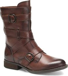 Leather Clogs, Leather Sandals, Kid Shoes, Girls Shoes, Twisted X Boots, Ugg Ankle Boots, Born Boots, Skechers Work, Engineer Boots