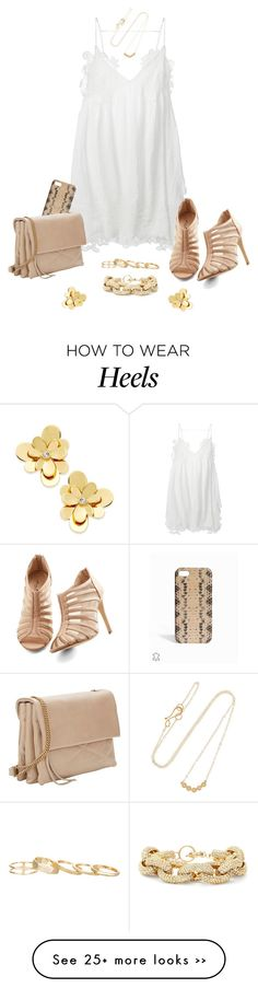 """""""Open Toe Heels (Outfit Only)"""" by stacey-lynne on Polyvore"""