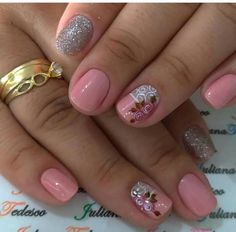 Nail Art, Beauty, Instagram, Nail Hacks, Pink Nail, Headshot Photography, Fingernail Designs, People, Nail Polish