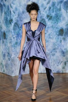 Alexis Mabille Fall 2014 Couture Collection Slideshow on Style.com so impressed by anyone who can make fabric do this